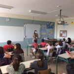 Ενημέρωση μαθητών στα μέτρα ατομικής προστασίας στο 10 Δημοτικό Σχολείο Καλαμάτας